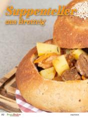 Rezept - Suppenteller aus Brotteig - Brote Backen mit Tommy Weinz - 02/2019