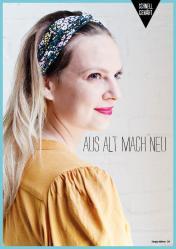 Nähanleitung - Aus alt mach neu - Simply Nähen 04/2019