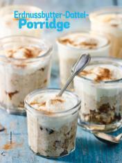 Rezept - Erdnussbutter-Dattel-Porridge - Simply Kochen Sonderheft Frühstücksrezepte
