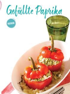 Rezept - Gefüllte Paprika - Simply Kochen Sonderheft Sommerrezepte
