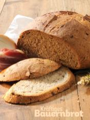 Rezept - Kräftiges-Bauernbrot - Simply Kochen Sonderheft Frühstücksrezepte