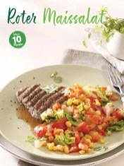Rezept - Roter Maissalat - Simply Kochen Sonderheft Sommerrezepte