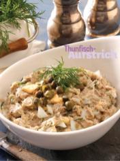 Rezept - Thunfisch-Aufstrich - Simply Kochen Sonderheft Frühstücksrezepte
