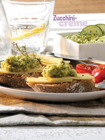 Rezept - Zucchini-Creme - Simply Kochen Sonderheft Frühstücksrezepte