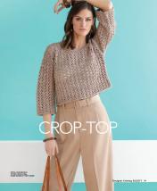 Strickanleitung - Crop-Top - Designer Knitting 04/2019