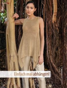 Strickanleitung - Einfach mal abhängen! - Fantastische Strickideen 04/2019