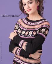 Strickanleitung - Musterpullover - Designer Knitting 04/2019
