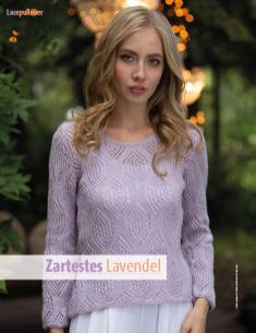 Strickanleitung - Zartestes Lavendel - Fantastische Strickideen 04/2019