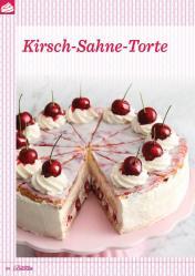 Backanleitung - Kirsch-Sahne-Torte - Das große Backen 05/2019