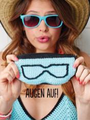 Häkelanleitung - Augen auf! - Best of Simply Häkeln Sommer 02/2019