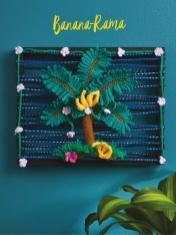 Häkelanleitung - Banana-Rama - Simply Häkeln 05/2019