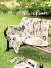 Häkelanleitung - Flower-Power - Best of Simply Häkeln Sommer 02/2019