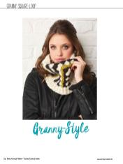 Häkelanleitung - Granny Style - Simply Häkeln Best of Tücher, Schals und Stolen - 01/2019