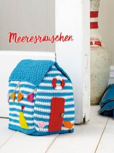 Häkelanleitung - Meeresrauschen - Best of Simply Häkeln Sommer 02/2019