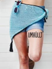 Häkelanleitung - Umhüllt - Best of Simply Häkeln Sommer 02/2019