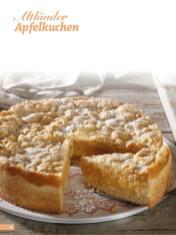 Rezept - Altländer Apfelkuchen - Simply Backen Sonderheft Kuchen Äpfel + Pflaumen