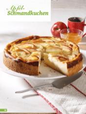 Rezept - Apfel-Schmandkuchen - Simply Backen Sonderheft Kuchen Äpfel + Pflaumen