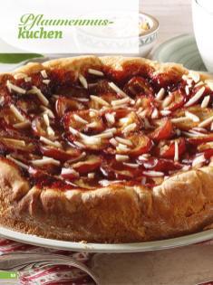 Rezept - Pflaumenmuskuchen - Simply Backen Sonderheft Kuchen Äpfel + Pflaumen