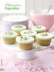 Rezept - Pistazien-Cupcakes - Simply Backen - 04/2019