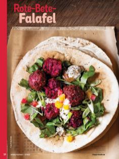 Rezept - Rote-Bete-Falafel - Simply Kochen Orientalisch - 05/2019