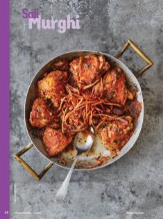 Rezept - Sali Murghi - Simply Kochen Orientalisch - 05/2019