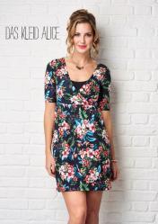 Nähanleitung - Das Kleid Alice - Simply Nähen Best of Kleider