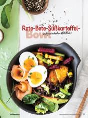 Rezept - Rote-Bete-Süßkartoffel-Bowl mit geräuchertem Wildlachs - Simply Kochen Sonderheft Bowls