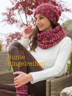 Strickanleitung - Bunte Ringelreihen - Simply Stricken Mützenspecial - Mützen und Accessoires stricken - 01/2019
