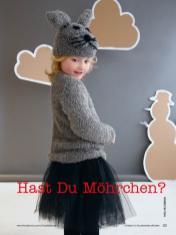 Strickanleitung - Hast Du Möhrchen - Simply Stricken Mützenspecial - Mützen und Accessoires stricken - 01/2019