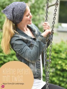 Strickanleitung - Kleine Perlen mit Twist - Best Of Crasy Sylvie - 02/2019