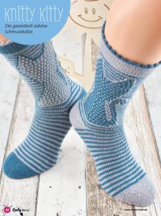 Strickanleitung - Knitty Kitty - Best Of Crasy Sylvie - 02/2019