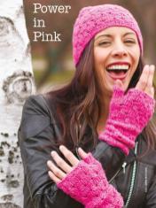 Strickanleitung - Power in Pink - Simply Stricken Mützenspecial - Mützen und Accessoires stricken - 01/2019