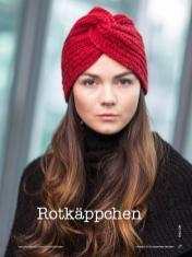 Strickanleitung - Rotkäppchen - Simply Stricken Mützenspecial - Mützen und Accessoires stricken - 01/2019