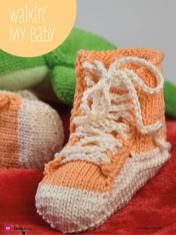 Strickanleitung - Walkin My Baby - Best Of Crasy Sylvie - 02/2019