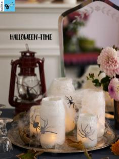 Bastelanleitung - Halloween-Time - Simply Kreativ Heft 04/2019