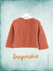 Häkelanleitung - Designerstück - Simply Häkeln 01/2020