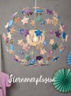 Häkelanleitung - Sternenexplosion - Best of Simply Häkeln Home-Deko 03/2019
