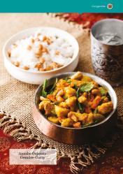 Rezept - Amishs-Gujarati-Gemüse-Curry - Healthy Vegan 06/2019