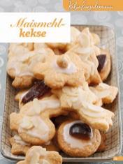 Rezept - Maismehlkekse - Simply Kreativ Glutenfrei Weihnachtsbacken – 01/2019