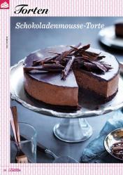 Rezept - Schokoladenmousse-Torte - Das große Backen 06/2019