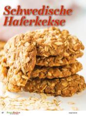 Rezept - Schwedische Haferkekse - Simply Backen Plätzchen backen mit Tommy Weinz 04/2019