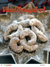 Rezept - Vanillekipferl - Simply Backen Plätzchen backen mit Tommy Weinz 04/2019