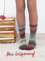 Strickanleitung - Ahoi Entspannung - Simply Kreativ – Best of Simply Stricken Socken