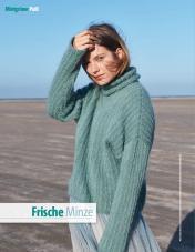 Strickanleitung - Frische Minze - Fantastische Herbst-Strickideen 05/2019