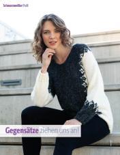 Strickanleitung - Gegensätze ziehen uns an - Fantastische Herbst-Strickideen 05/2019