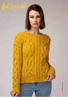 Strickanleitung - Goldschatz - Simply Stricken 06/2019