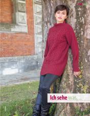 Strickanleitung - Ich sehe was, ... - Fantastische Herbst-Strickideen 05/2019