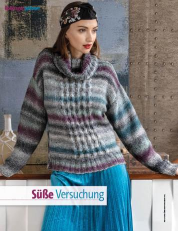 Strickanleitung - Süße Versuchung - Fantastische Herbst-Strickideen 05/2019