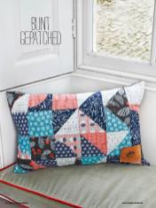 Nähanleitung - Bunt gepatched - Best of Simply Nähen Home-Deko & Accessoires