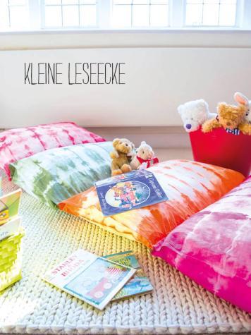 Nähanleitung - Kleine Leseecke - Best of Simply Nähen Home-Deko & Accessoires